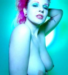 Gothic Nude